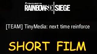 NEXT TIME REINFORCE - A Rainbow Six Siege Short Film thumbnail