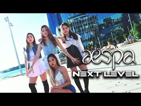 [KPOP IN PUBLIC] AESPA(에스파) - 'NEXT LEVEL' Dance Cover | Sydney Australia