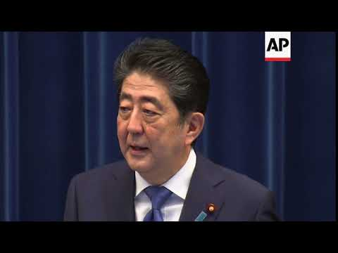 Abe calls snap election for Japan