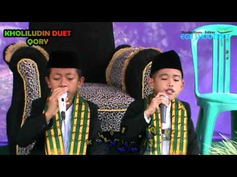 Kholiludin Qory Kota serang Banten (Versi DUET )