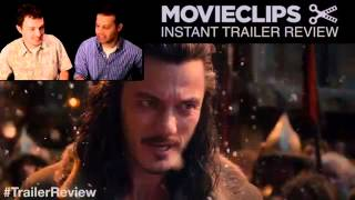 The Hobbit: The Desolation of Smaug TRAILER 2 (2013) - Lord of the Rings Movie HD