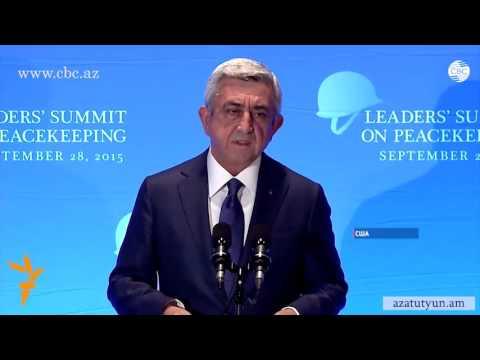 Нагорно-карабахский конфликт обсуждают на Генассамблее ООН