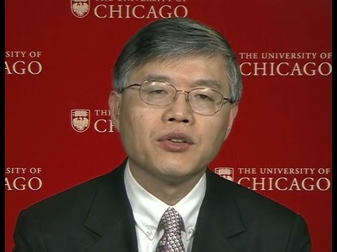 Dali Yang  of the University of Chicago discusses Two Sessions