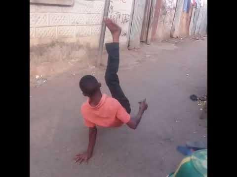 Sierra Leone youngest B BOY salam