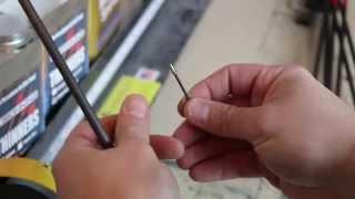 Lock-n-Load Inserts by Clean-Shot Archery