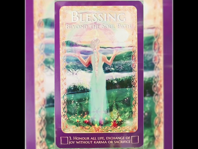 Blessing Beyond the Soul Path
