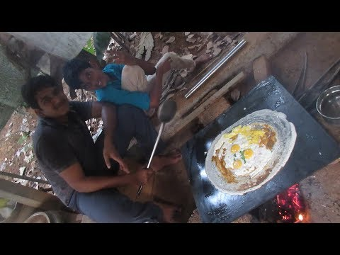 Village food factory / BIG EGG Dosa / Cooking by my Family in my village / village cooking