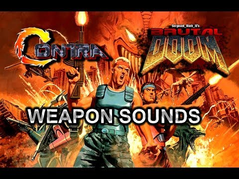 Brutal Doom V21 Gold (PC) - Contra Weapon Sounds With Music + Download Link