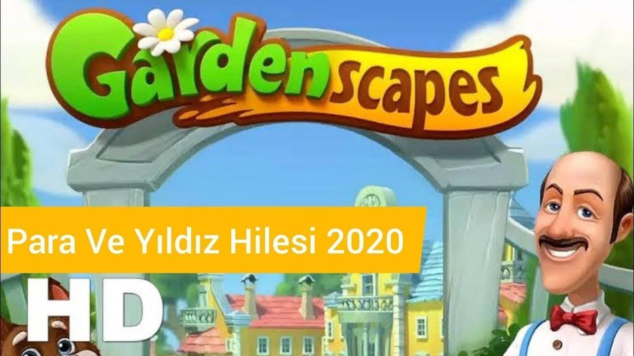 gardenscapes hilesi ios android oyun 2020 ibrahim aslan