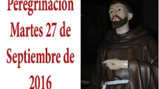 peregrinación 27 de septiembre de 2016 en Tala, Jalisco