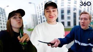 ФОЛЯЙФ feat. Лиззка и DK / Кажется, нащупал на VK FEST / Плейлист Ресторатора / ВЛОГ в 360