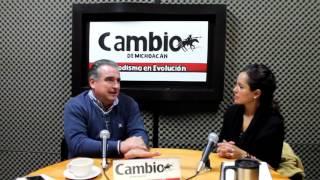 VOCES DE CAMBIO: Visita del Papa en Michoacán