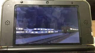 A列車で行こう3DSフリーマップ臨時快速一宮温泉号通過(お知らせ)