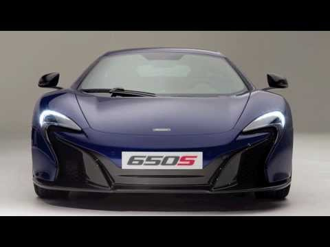 New McLaren 650S revealed - exclusive studio pics