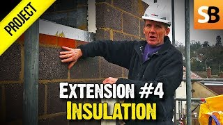 Building an Extension #4 - Brickwork & Insulation