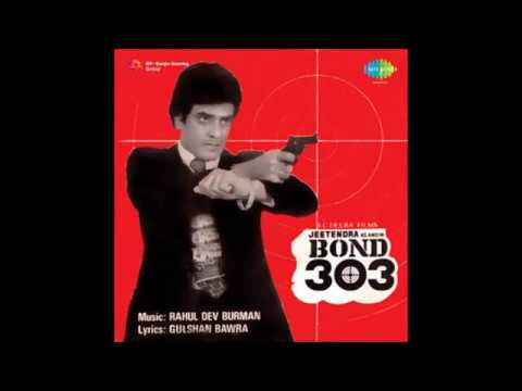 Asha Bhosle_Main Hoon Lily (Bond 303; R D  Burman; Gulshan Bawra)