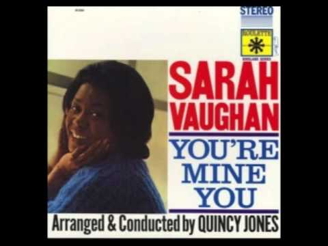 Sarah Vaughan - The Best Is Yet to Come (1962)