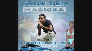 DANCEHALL MIX JULY DJ GAT MASICKA GRUNG DEM JULY 2020 DANCEHALL MIX 2020