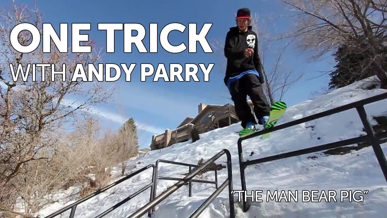 One Trick with Andy Parry