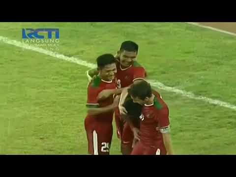 Indonesia Vs Thailand 3-0 ● All Goals & Highlights ✔ U19 Friendly Match October 2017
