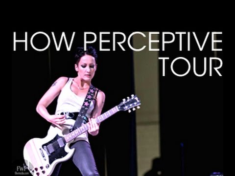 001 - How Perceptive Tour Dates Announced - The Adarna - 2015