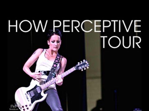 001 - How Perceptive Tour Dates Announced - The Adarna - 2015