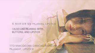 Gambar cover IU (아이유) (ft. G-DRAGON) - 'Palette (팔레트)' [Han|Rom|Eng lyrics]