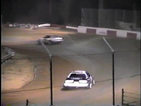 County Line Raceway Stock 4 Cylinder race