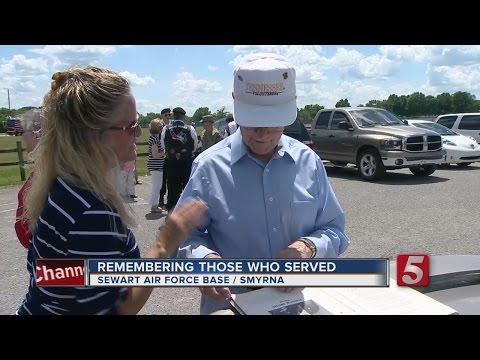 Inactive Smyrna Sewart Air Force Base Remembered
