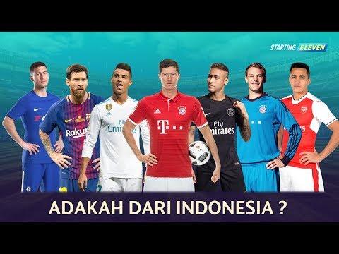 Inilah 25 Kandidat Pemain Terbaik Dunia FIFA 2017 ● Adakah Dari Indonesia ?