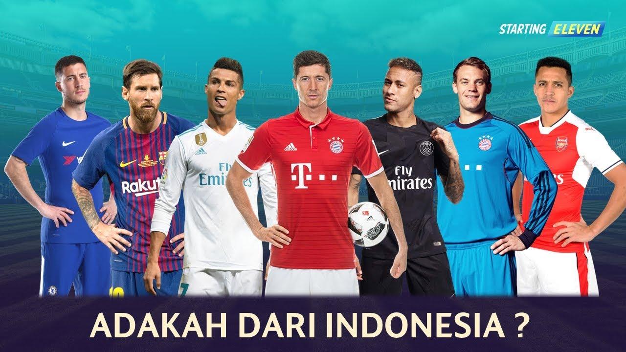 Inilah 9 Kandidat Pemain Terbaik Dunia FIFA 9 ● Adakah Dari Indonesia ?
