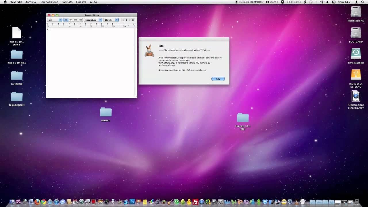 MAC 2.2.6 TÉLÉCHARGER AMULE