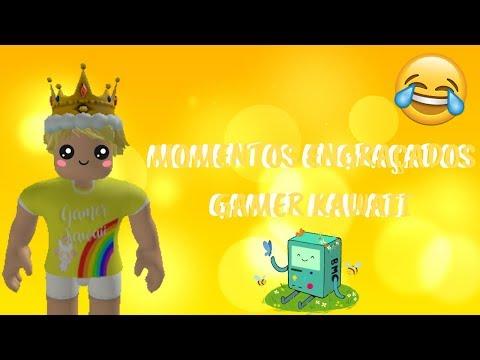MOMENTOS ENGRAÇADOS: GAMER KAWAII || Momentos Engraçados Dos Youtubers