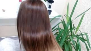 Наращивание детских не крашеных волос Челябинск Наталья Козицкая