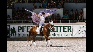Das Finale in Aachen - Mustang Makeover 2018 - Prüfungen mit Equiteam's Whisper aka Sissi