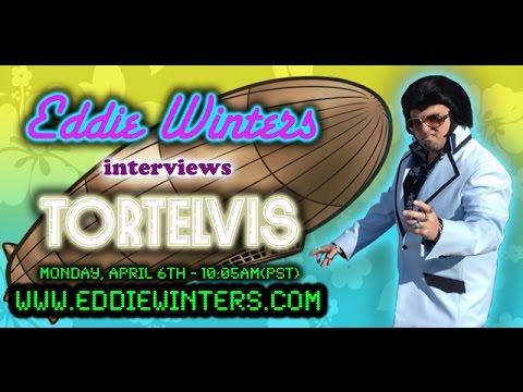 Tortelvis of Dread Zeppelin - In-Depth Interview (2015)