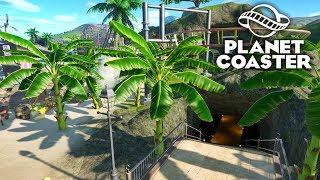 Planet Coaster - Тайный ход! #16