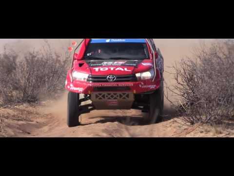 2016 Toyota Desert Race 1000