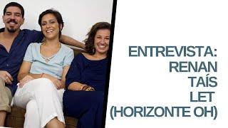 Horizonte Oh (Let, Renan e Taís) - Episódio 4 | #projetoentrelace #musicaautoral #artevisual