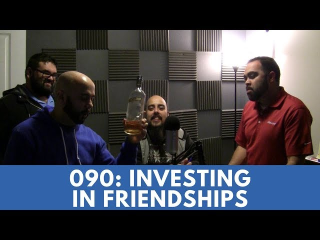 GYST (Get Your Sh*t Together) Podcast Episode: 090- Investing in Friends