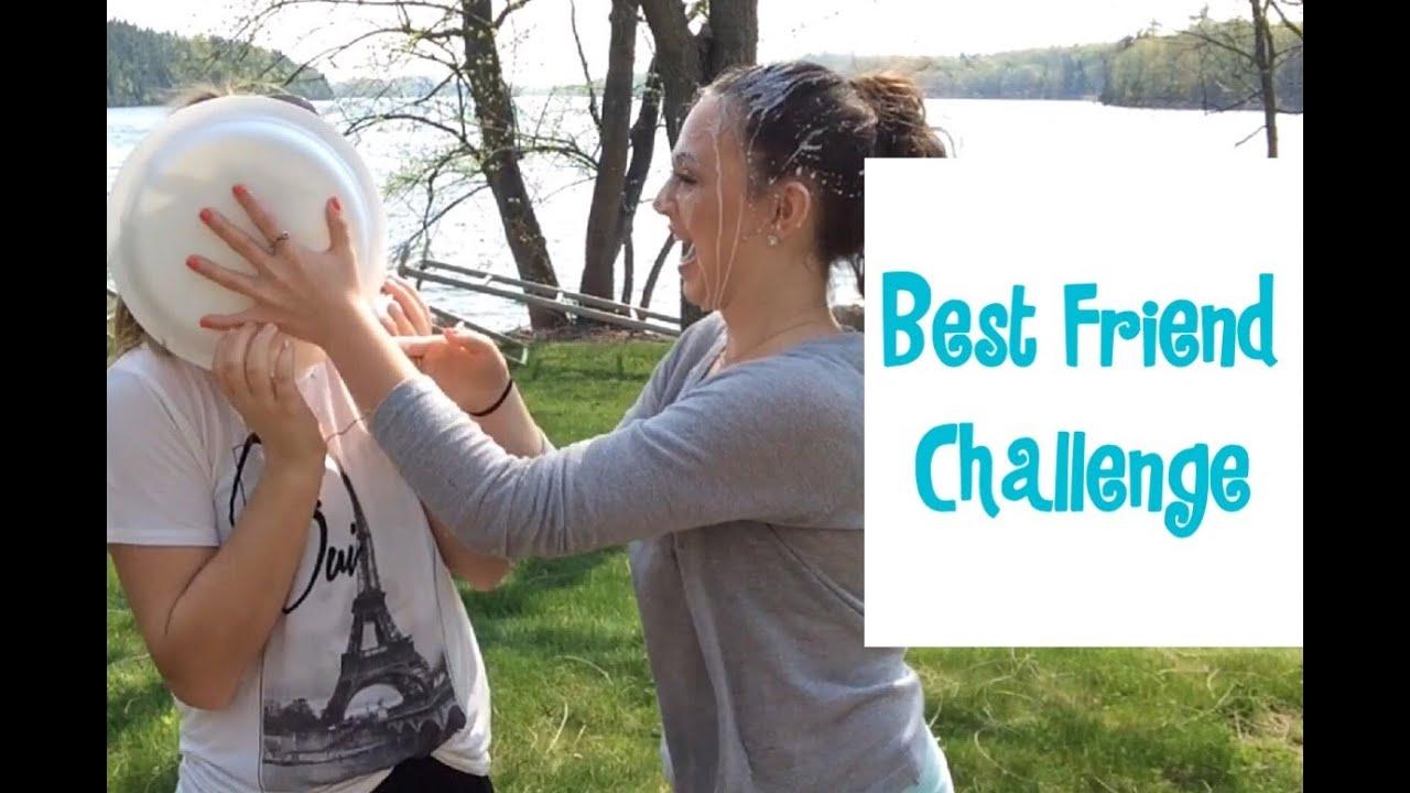 Best Friend Challenge // Erin - YouTube