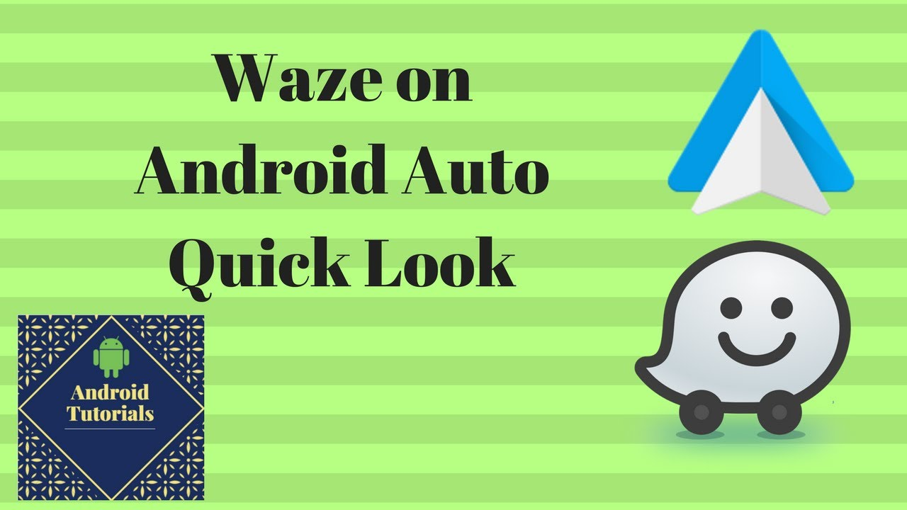 download waze android auto