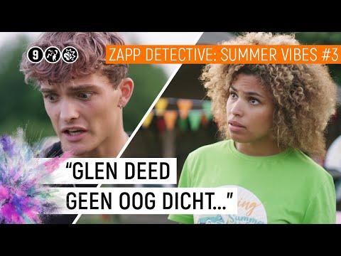 ER ZIJN WILDE BEESTEN   Zapp Detective: Summer Vibes #3   NPO Zapp