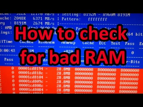 Is Your Computer Crashing You May Have Bad Ram How To Test For Faulty Memory