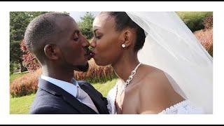 TUZO + NDAYAMBAJE's Wedding Highlights Hosted by Ramjaane  Michigan, Sep2. 2018 