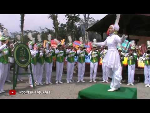 Marching Band SMP Maarif NU 1 Cilongok