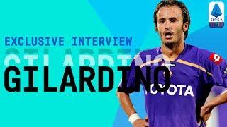 The Violin Player of Serie A! | Alberto Gilardino | Exclusive Interview | Serie A