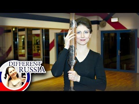 Russia: Wierd Sport & Why We Don't Wear Helmets