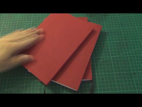 Simple Book Binding - Tutorial Coming Soon