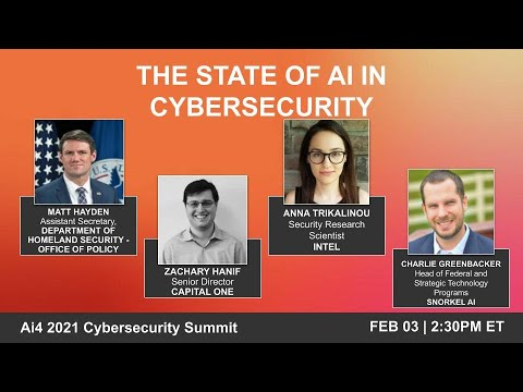 Panel: The State of AI in Cybersecurity